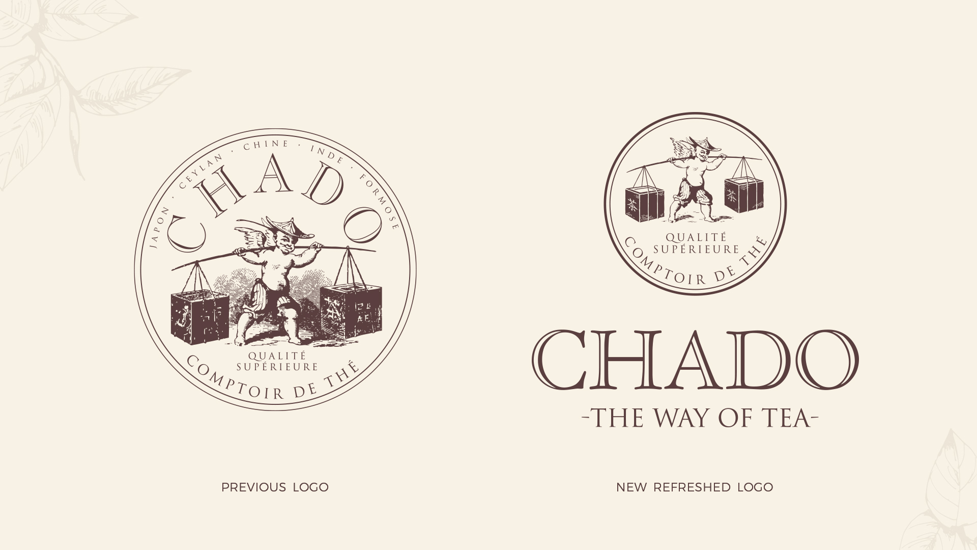 Chado Tea Logo Update